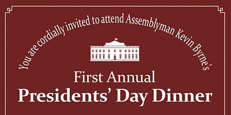 First Annual Presidents' Day Dinner tickets