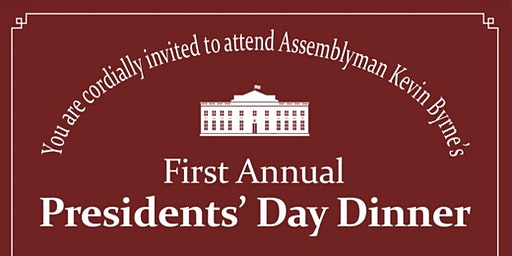 First Annual Presidents' Day Dinner
