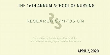 APU School of Nursing Research Symposium tickets