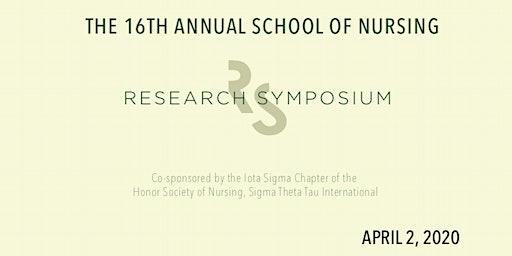 APU School of Nursing Research Symposium