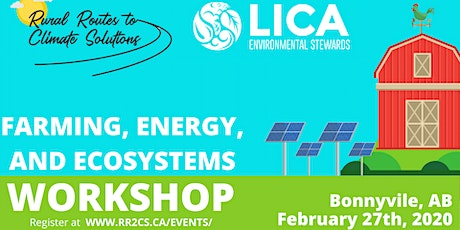 Farming, Energy, and Ecosystems Workshop tickets