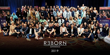 The REBORN Experience - Leadership & Emotional Mastery Weekend tickets