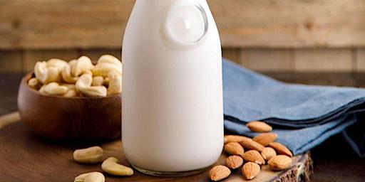Pressure Cooker Almond Milk