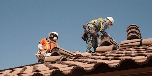 Free HEMIC OSHA 10-hour Seminar for Roofers