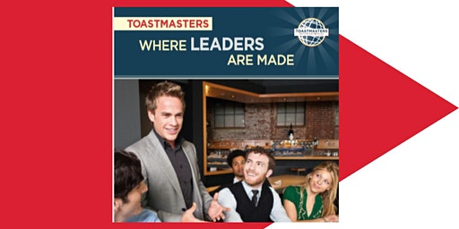FREE Life Changing Toastmasters Meeting