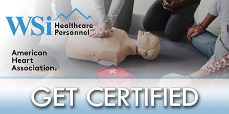 AHA CPR BLS Healthcare Provider Class Online tickets