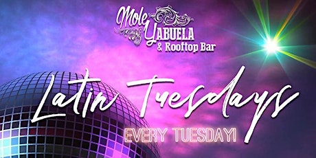 Tuesday Rooftop Latin Night tickets
