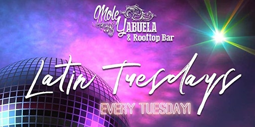 Tuesday Rooftop Latin Night