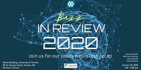 Buzz in Review: NeuroTech in 2019 tickets