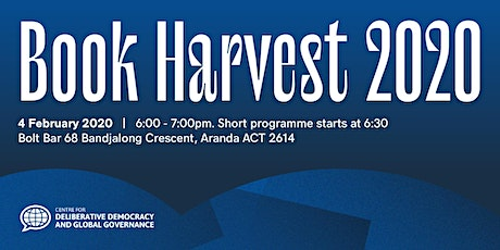 Book Harvest 2020 tickets