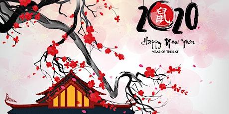Los Angeles China January Mixer tickets