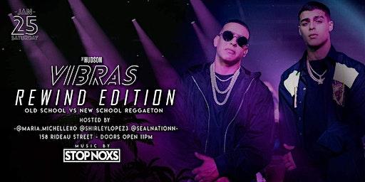 Vibras: Old School Vs New School Reggaeton