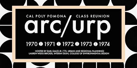 ARC/URP Class Reunion - Cal Poly Pomona, College of Environmental Design  tickets