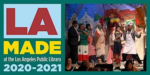 "LA Made—""Golondrina"": An Olvera Street Opera"