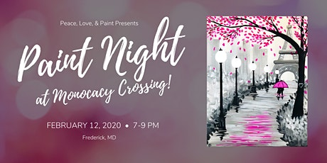 Paint Night at Monocacy Crossing tickets