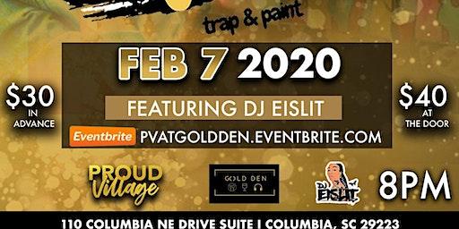 Trap & Paint - Gold Den