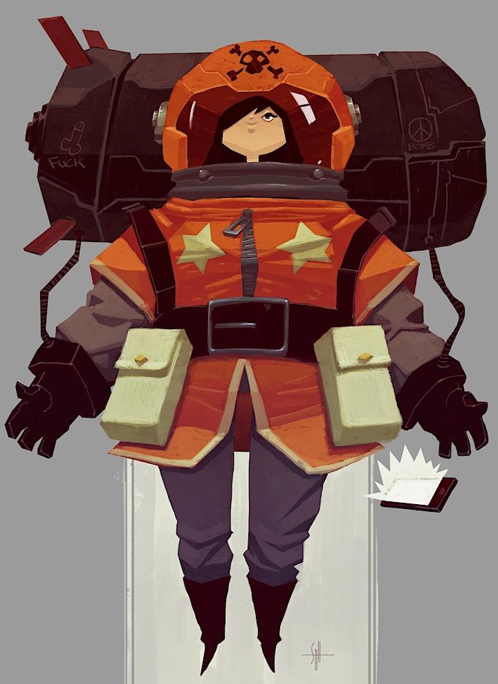 Immagine Workshop Character Design e Digital Painting