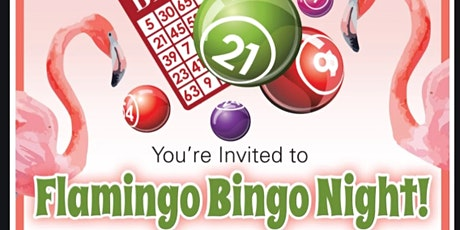 Flamingo Bingo Night tickets