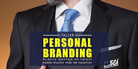 Taller de Personal Marketing entradas
