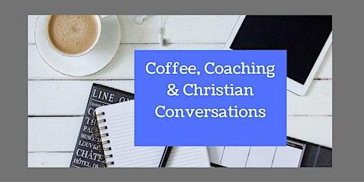 Coffee, Coaching & Christian Conversations