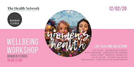 Women's Health Workshop by The Health Network tickets