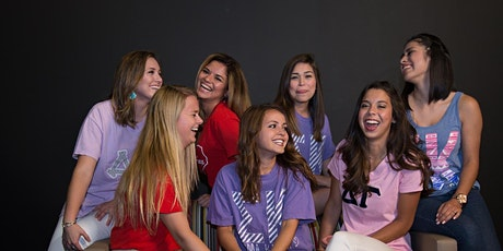 2020 Sorority Recruitment Forum for High School Seniors and Parents tickets