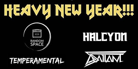 Heavy New Year! tickets