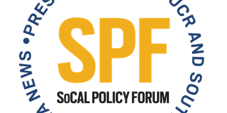 SoCal Policy Forum Live: Poverty tickets