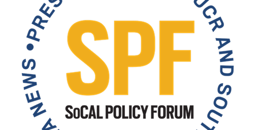 SoCal Policy Forum Live: Poverty