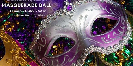 Jackson Service League's Masquerade Ball tickets