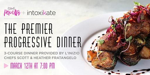 The Premier Progressive Dinner