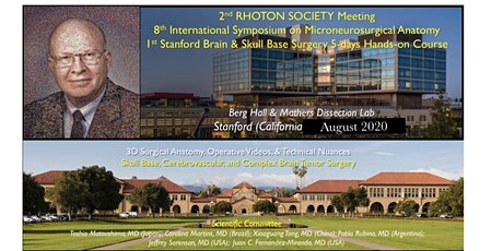 2nd Rhoton Society Meeting and 8th International Symposium on Microneurosurgical Anatomy tickets