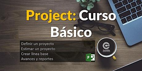 Project curso básico entradas