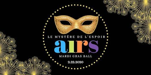 AIRS 30th Anniversary Mardi Gras Gala