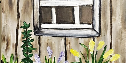 Paint with Sacramento's Premier Paint and Sip Company, Painting and Vino!