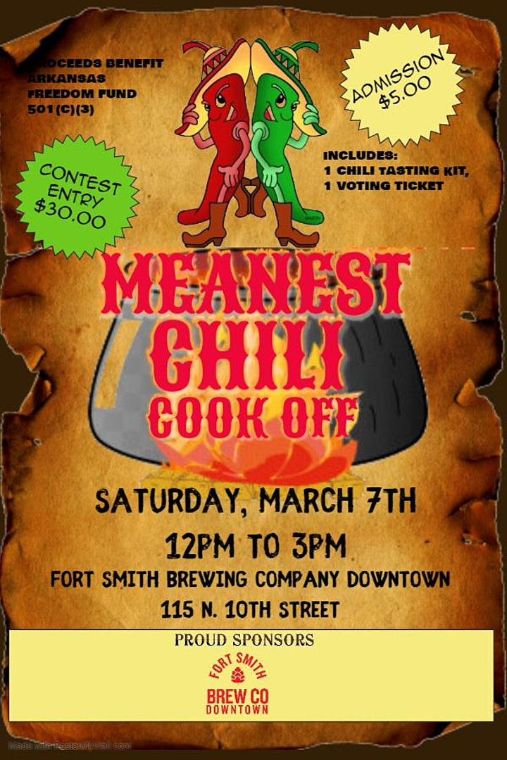 Meanest Chili Cook-Off image