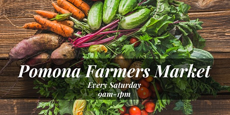 Pomona Valley Certified Farmers Market tickets