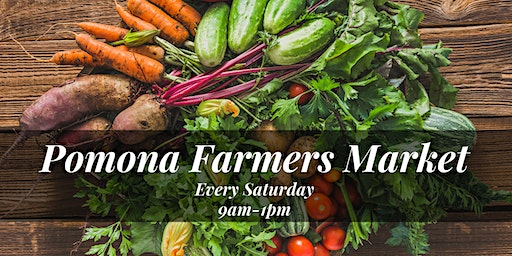 Pomona Valley Certified Farmers Market