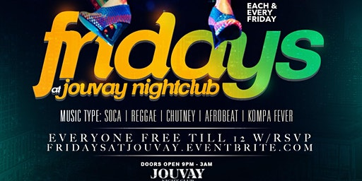 Party at Jouvay Nightclub