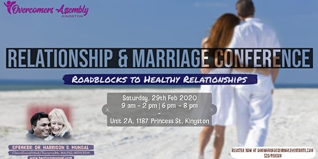 Relationship & Marriage Conference tickets