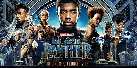 Black Panther Screening & Discussion | Black History Film Series tickets