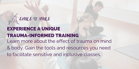 Trauma-Informed Training Online  tickets