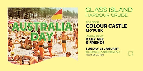Glass Island - Australia Day feat. Colour Castle tickets