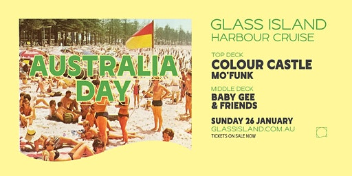 Glass Island - Australia Day feat. Colour Castle
