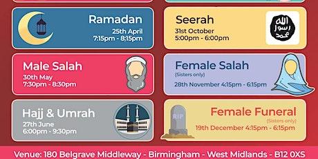 Hajj & Umrah tickets