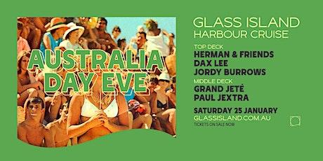 Glass Island - Australia Day Eve feat. Herman & Friends tickets