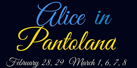 Alice In Pantoland tickets