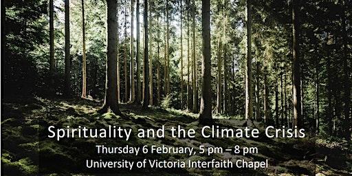 Spirituality & the Climate Crisis