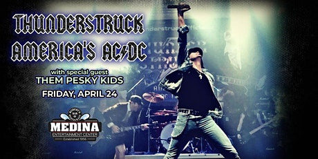 THUNDERSTRUCK AMERICA'S AC/DC TRIBUTE tickets