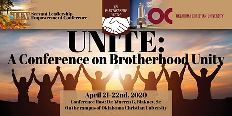Servant Leadership Empowerment Unity Conference tickets